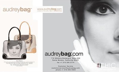 Audrey Hepburn Children's Fund - AUDREY BAG™