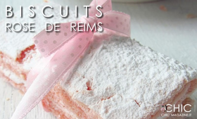 Biscuits Rose de Reims - Dolcezze in Rosa