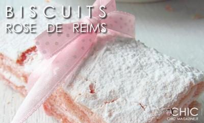 Biscuits Rose de Reims - Dolcezze in Rosa