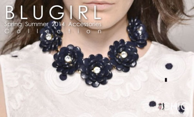 Blugirl Spring Summer 2014 Accessories Collection