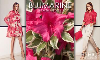 Blumarine - Azalea Collezione Moda PE 2014