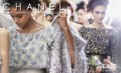 CHANEL - Spring-Summer 2014 Haute Couture