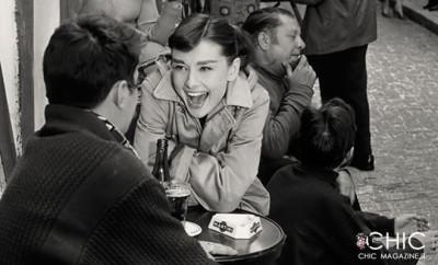 Audrey Hepburn: Adoro ridere!
