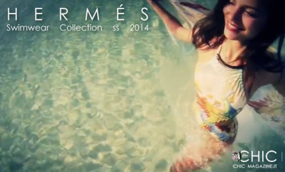 HERMÉS Collezione Costumi da Bagno 2014