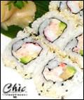 sushi maki - Ricetta Sushi - California Rolls da fare in casa