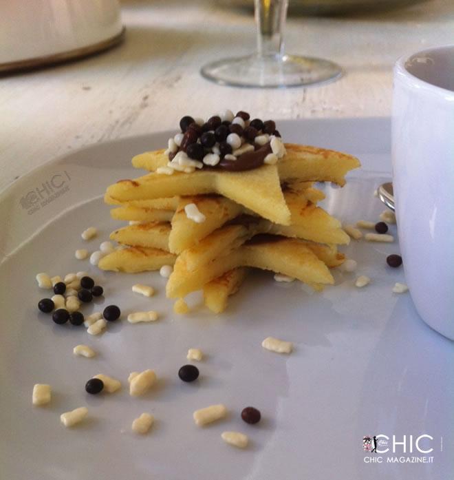 Buongiorno - Mini crepes alla crema di cioccolato