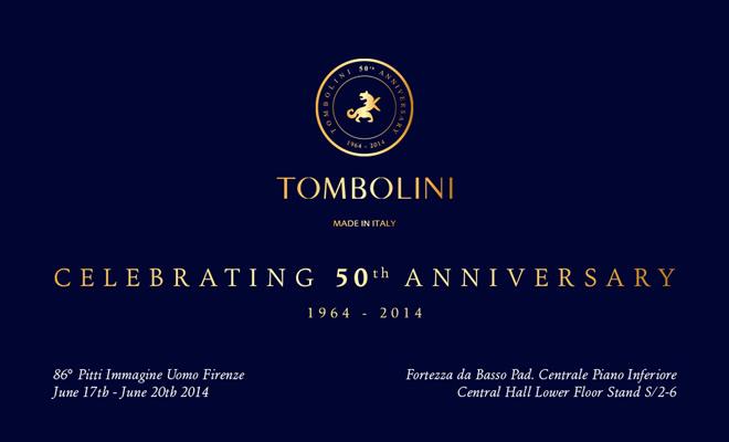 Tombolini - stand Pitti