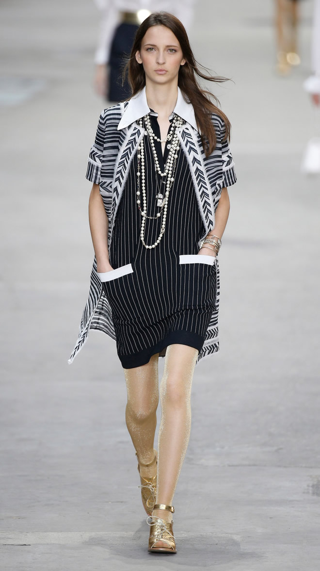 Chanel - SS 2015