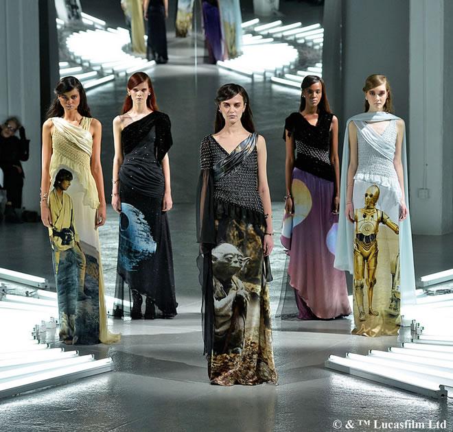 Star Wars fashion Collection